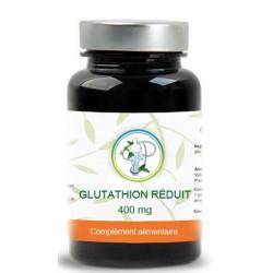 Glutathion réduit GSH 400 mg 60 gélules - Planticinal