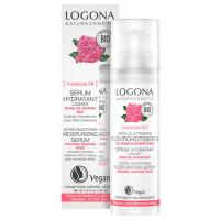 Sérum lissant rose de Damas bio Kalpariane 30ml - Logona - Logona fermeté anti-âge hydratation Aromatic provence