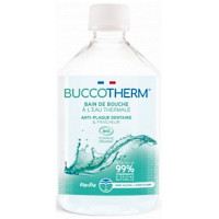 Bain de bouche menthe naturelle à l'eau thermale 300ml Buccotherm fraicheur et hygiène bucco dentaire Aromatic provence