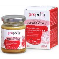 Energie Vitale J'ai la pêche Pot 120gr - Propolia ginseng gelée royale propolis Aromatic provence