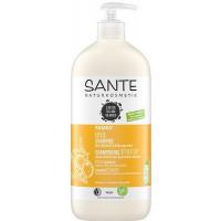 Shampooing Réparateur Olive Bio et Proteine de Pois 950ml - Santé