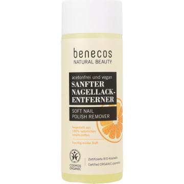 Dissolvant naturel sans acétone - Benecos