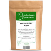 Tisane Brûlure d'estomac Acidité 30gr - Herboristerie de France digestion difficile Aromatic provence