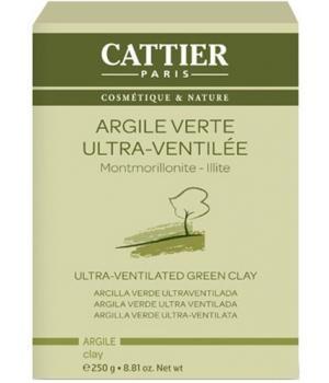 Argile Verte surfine - Cattier