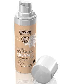 Crème hydratante teintée 3 en 1 Naturel 30ml - Lavera