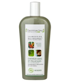 Shampooing Argile Verte - Dermaclay