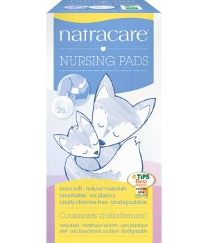 Coussinets d'allaitement jetables - Natracare