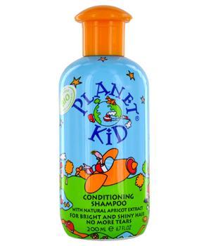Shampooing à l'Abricot - Planet Kid
