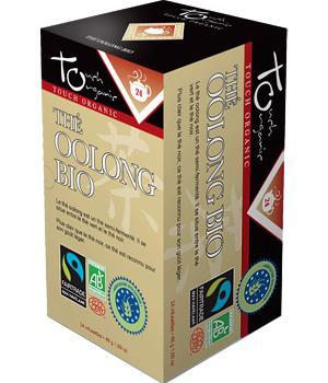 Thé Oolong bio -Touch Organic