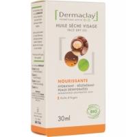 Huile sèche d'Argan peaux matures et déshydratées 30 ml - Dermaclay