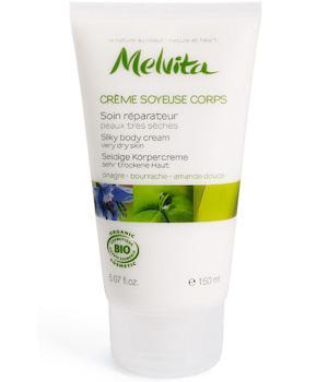 Crème Soyeuse Corps Bio-Excellia - Melvita