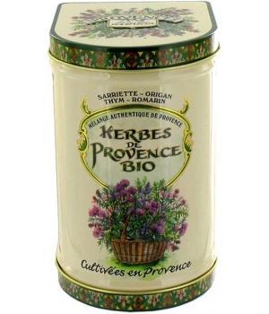 Herbes de Provence bio Boîte 100 g - Provence d'Antan