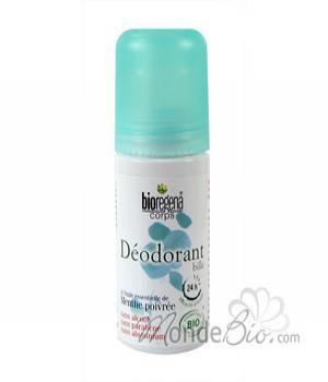 Déodorant à bille - Bioregena