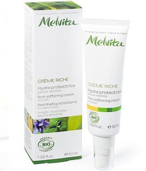 Crème riche Bio-excellia - Melvita