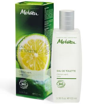 Eau de Toilette Citron vert bio - Melvita