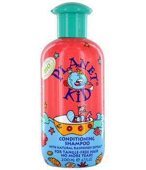 Shampooing à la Framboise - Planet Kid