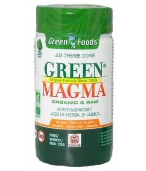 Jus d'herbe d'Orge Comprimés - Green Magma