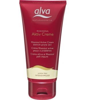 Crème active purifiante Rhassoul 75ml - Alva