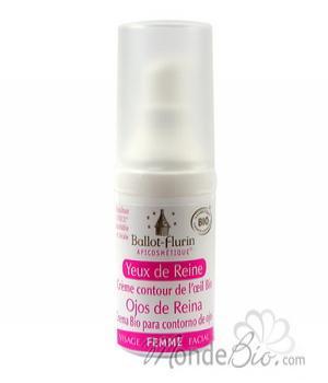 Crème contour de l'oeil Yeux de Reine - Ballot-Flurin