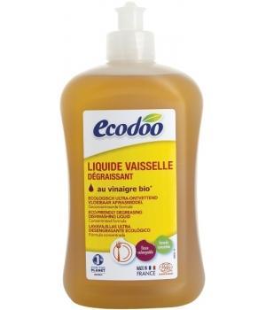 liquide vaisselle main menthe au vinaigre bio ecodoo produits cologique et bio pour la. Black Bedroom Furniture Sets. Home Design Ideas