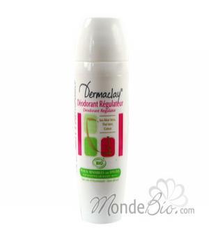 Déodorant Peaux sensibles ou épilées - Dermaclay
