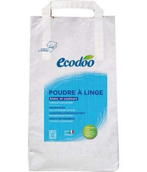 Poudre à linge Blanc et couleur parfum Lavandin - Ecodoo