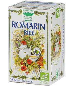 Tisane Romarin bio - Romon Nature