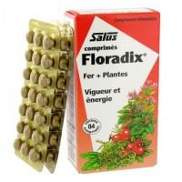 Floradix fer et Plantes 84 Comprimés - Salus