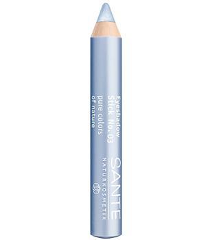 Crayon fard à paupières bio n°3 Bleu 3.2gr - Santé