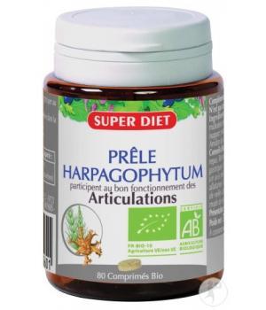 Prêle Harpagophytum comprimés - Super Diet