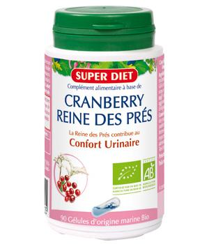 Cranberry gélules - Super Diet