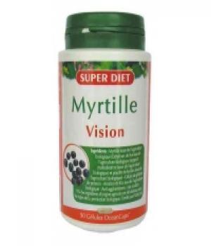 Myrtille gélules - Super Diet