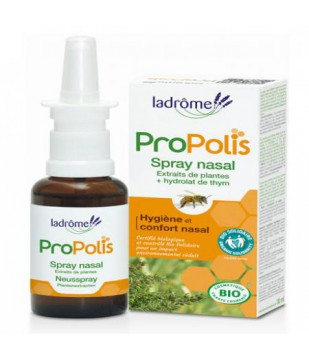 Spray nasal à la propolis bio - Ladrôme