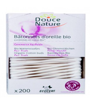 Batonnets d'oreille x200 - Douce Nature