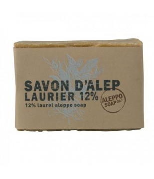 Savon d'Alep Laurier 12% Aleppo Soap - Tadé