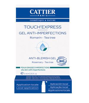 Touch Express - Concentré Actif - Cattier