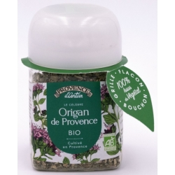 Origan bio Provence Recharge - 18 grammes - Provence d'Antan