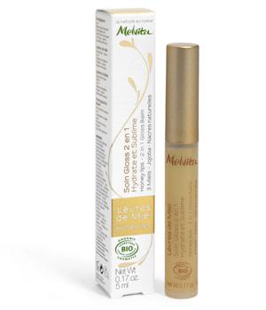 Gloss Lèvres de Miel Apicosma - Melvita