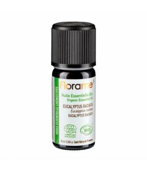 Huile essentielle bio Eucalyptus radiata - Florame