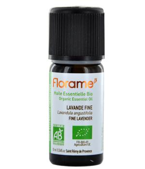 Huile essentielle bio Lavande Fine 10 ml - Florame