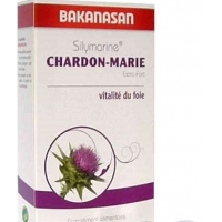 Silymarine Chardon-Marie Extra fort - Bakanasan