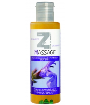 Z-Massage Huile de massage - Mint-e