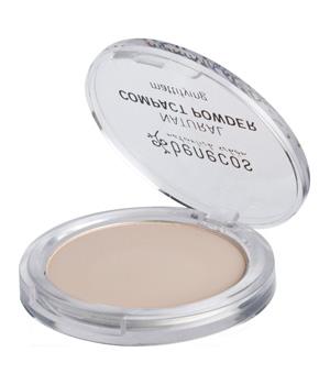 Poudre compacte Porcelaine 9 gr - Benecos maquillage bio Aromatic Provence