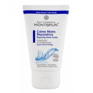 Crème mains réparatrice - Eau Thermale de Montbrun