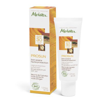 Soin solaire haute protection SPF30 - Melvita
