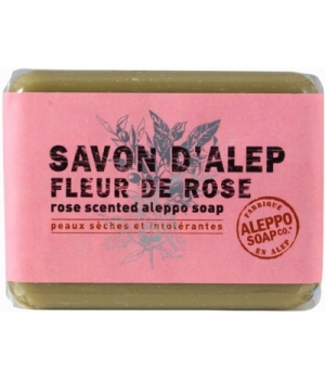 Savon d'Alep Fleur de Rose Aleppo Soap - Tadé