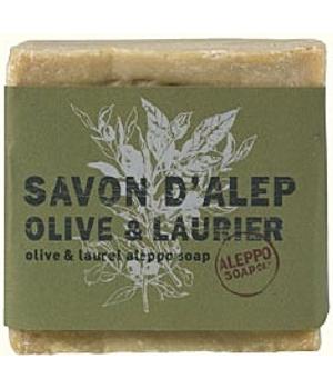 Savon d'Alep Olive et Laurier 200 g Aleppo Soap - Tadé