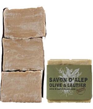 Savon d'Alep Olive et Laurier Lot de 3 savons Aleppo Soap - Tadé