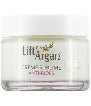 Crème sublime anti-rides - Lift Argan