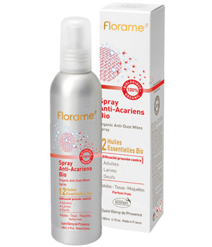 Spray Anti-Acariens 100% bio - Florame